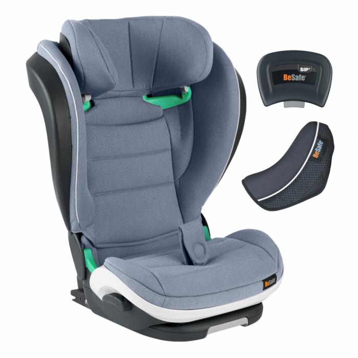 Scaun auto copii BeSafe iZi Flex Fix i-size 0