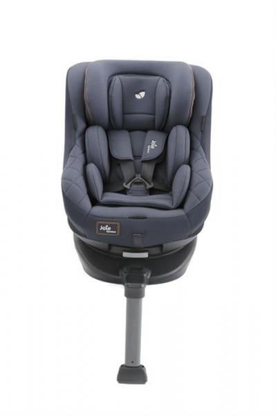 scaun-auto-copii-joie-spin-signature-granit-bleu 0