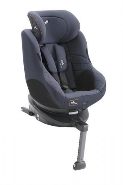 scaun-auto-copii-joie-spin-signature-granit-bleu 8