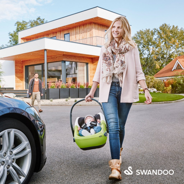 Scoica auto Swandoo Albert i-size 7