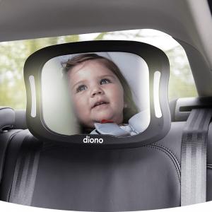 Oglinda retrovizoare Diono cu lumina Easy View XXL1
