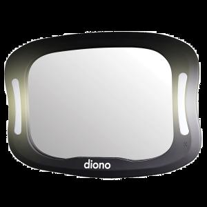 Oglinda retrovizoare Diono cu lumina Easy View XXL0