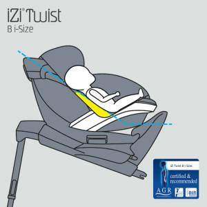 Scaun auto BeSafe iZi Twist B i-Size6