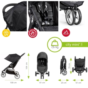 Carucior Baby Jogger City Mini 35