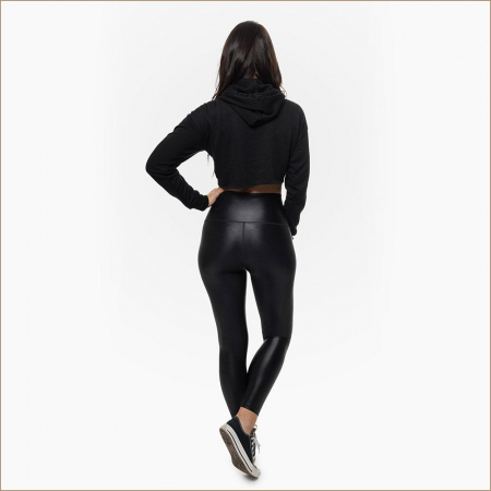 Colanti luciosi Belly Bandit Ciré Smoothing Leggings1
