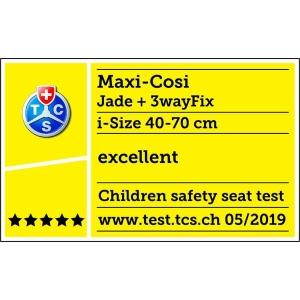 Pachet landou Maxi-Cosi i-size Jade + baza auto 3wayfix1