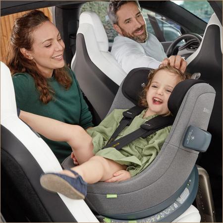 Scaun auto Swandoo Marie 2 All Black Limited Edition13