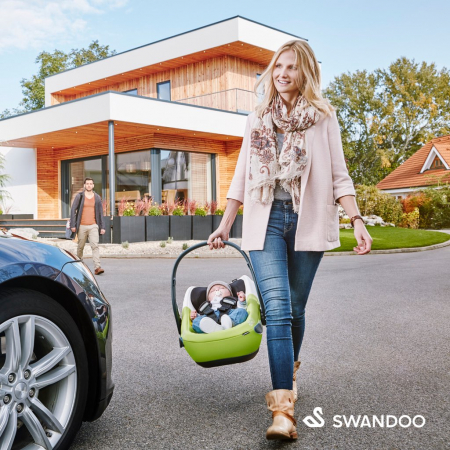 Pachet scoica auto Swandoo Albert i-size [7]