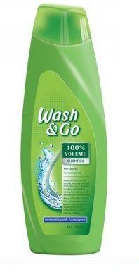 Wash & Go Shampoo 0