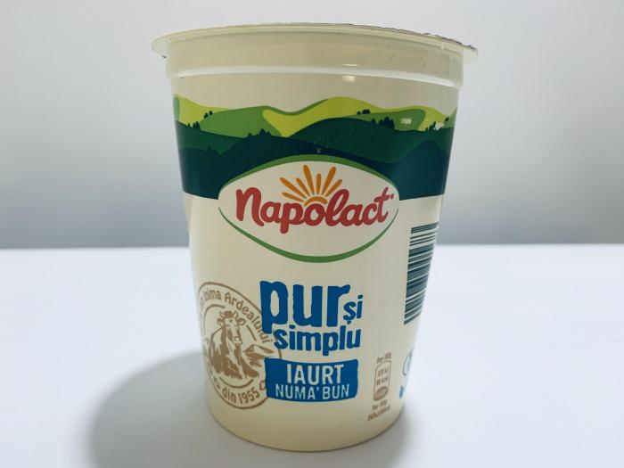 Iaurt Napolact 0