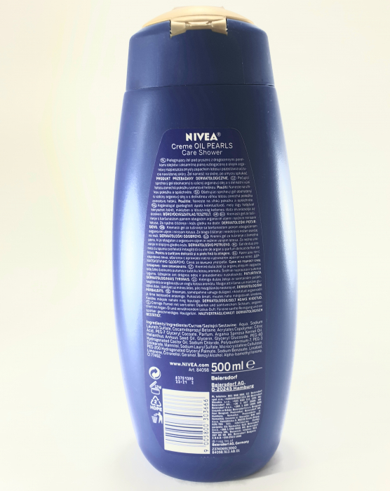 Nivea Creme Oil Pearls 1