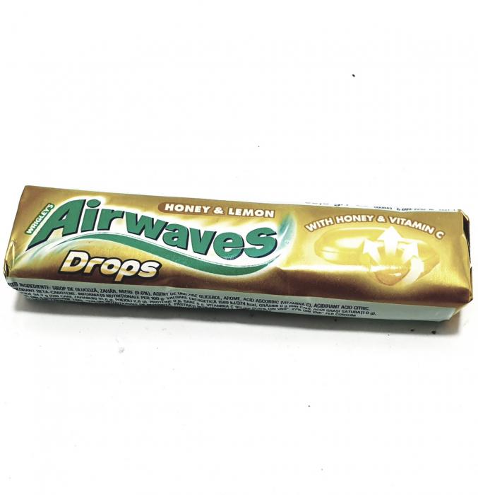 Dropsuri cu miere si vitamina C - Airwaves - 0