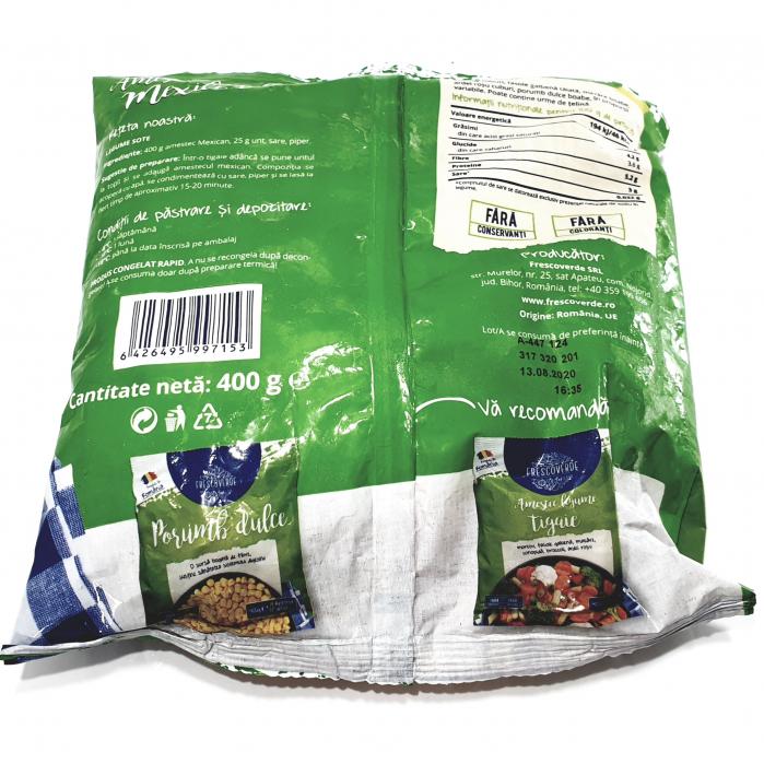 Frescoverde - Amestec de legume mexican - 1