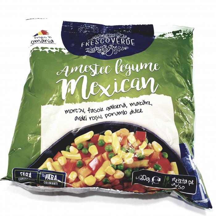 Frescoverde - Amestec de legume mexican - 0