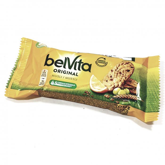 Biscuiți Belvita Original Musli 0