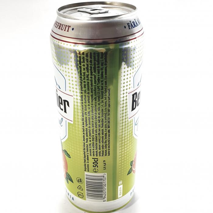 Bergenbier Fără Alcool - Grapefruit - 1