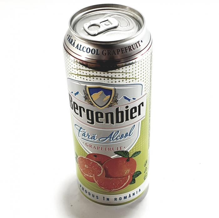 Bergenbier Fără Alcool - Grapefruit - 0