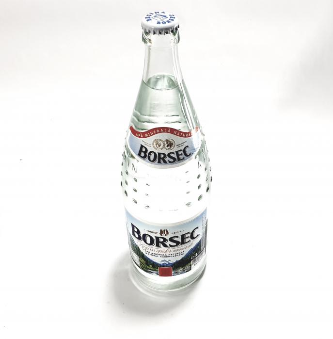 Borsec - Apă minerală naturală - Sticlă returnabilă 0
