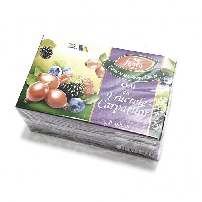 Fares - Ceai cu Fructele Carpaților 0