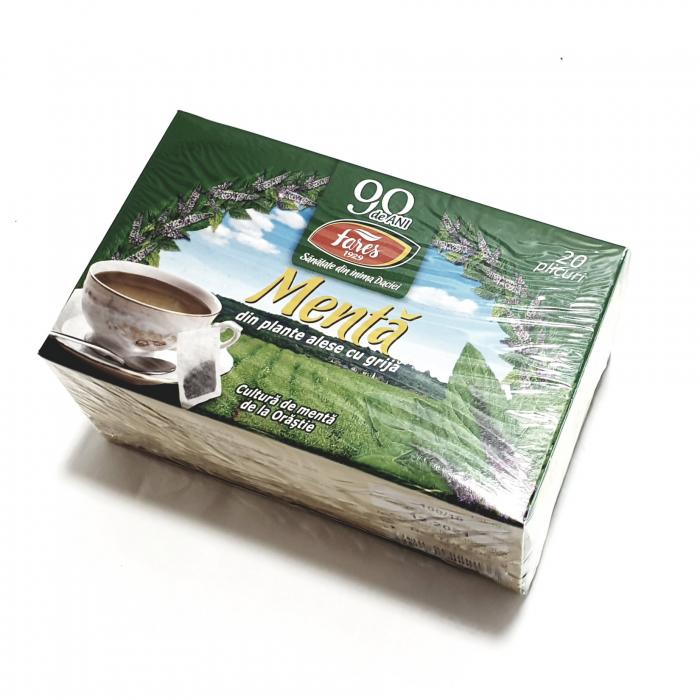 Fares - ceai de mentă - 0
