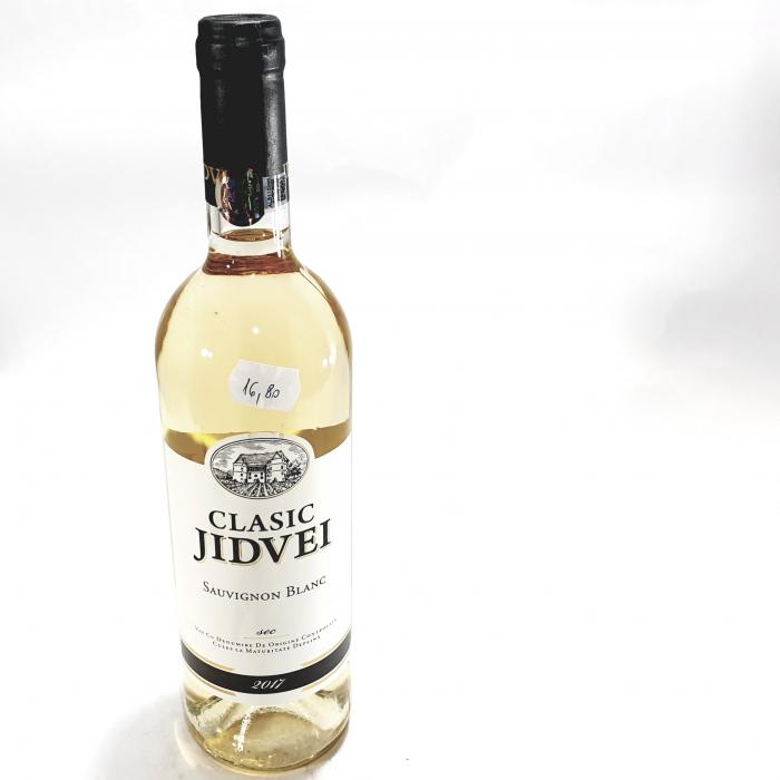 Vin Sec - Clasic Jidvei Sauvignon Blanc - 0