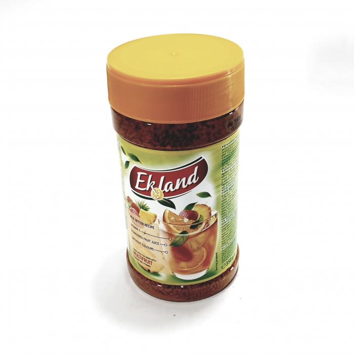 Ceai granulat instant Ekoland Multifruct 0