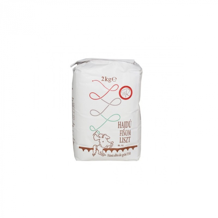 Făină albă Haijdu 2 kg [0]