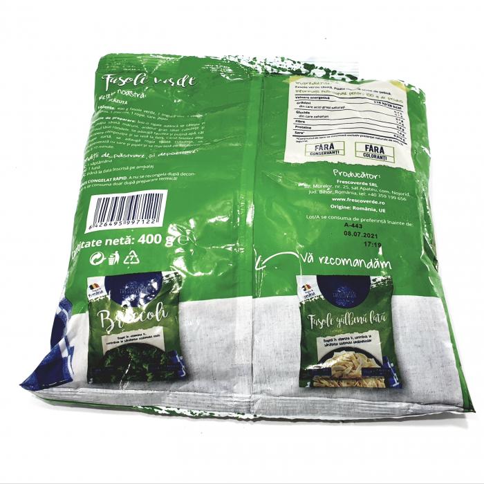 Frescoverde - fasole verde - 1