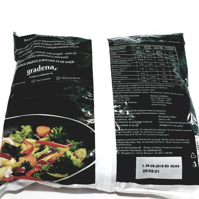 Gardena - Amestec de legume pentru ciorbă - [1]