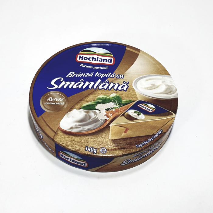 Hochland - Brânză topită cu smântână - 0