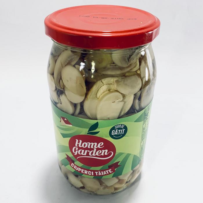 Home Garden - Ciuperci tăiate - 0