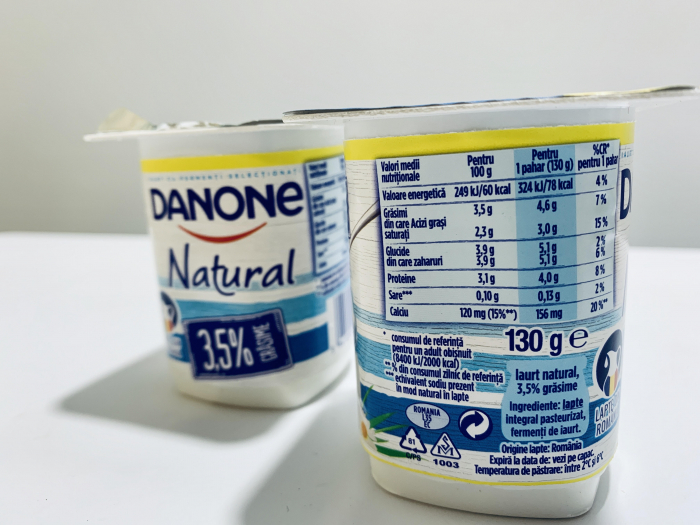 Iaurt Danone Natural 1