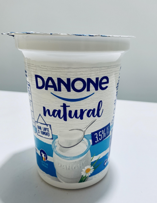 Iaurt Danone Natural 0