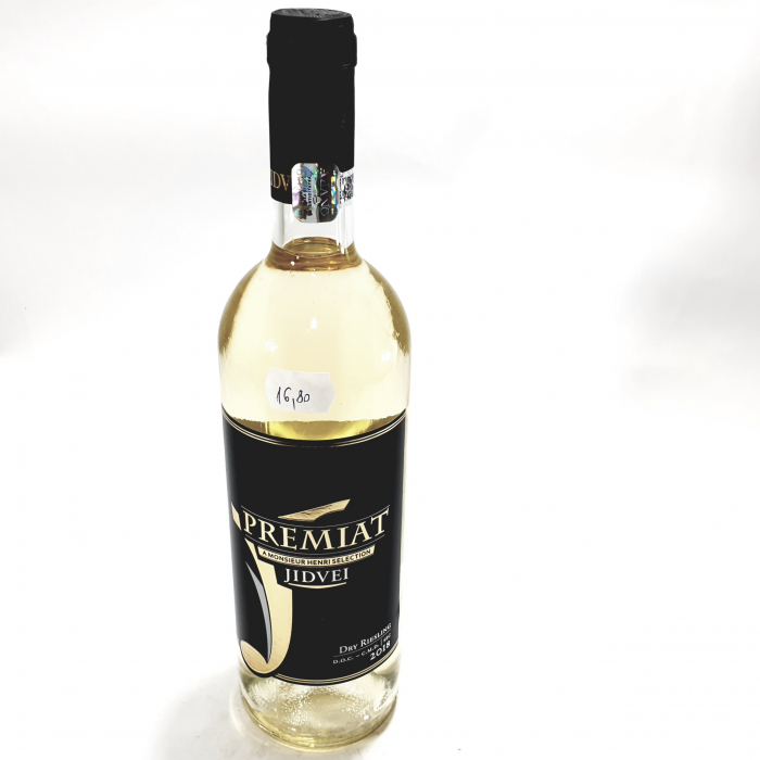Vin alb sec - Jidvei Premiat Dry Riesling - 0