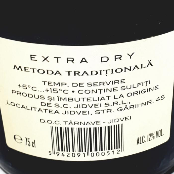 Spumant Jidvei Extra Dry 0.75 l [1]