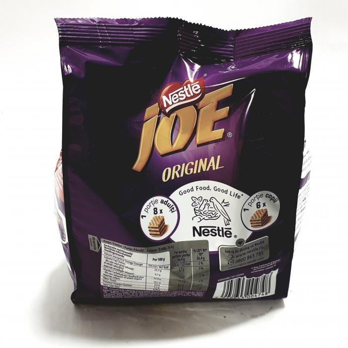 Napolitane Joe cu cremă de cacao 1