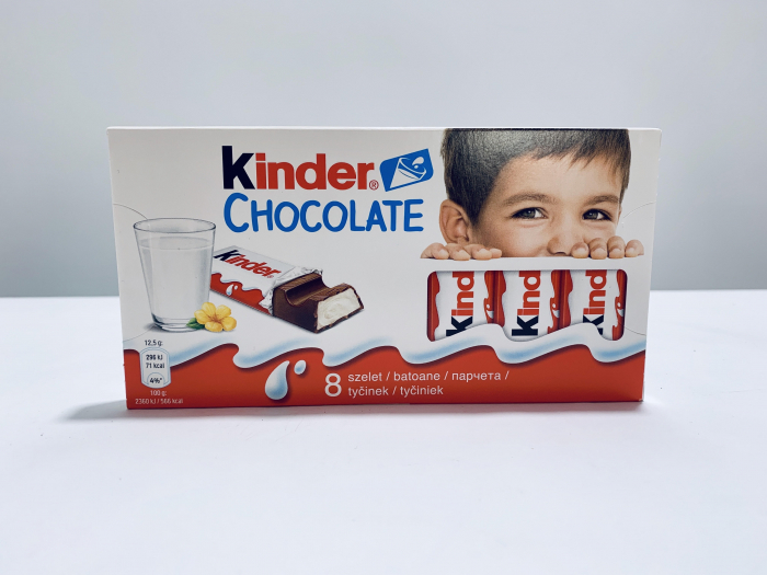 Kinder Chocolate 0