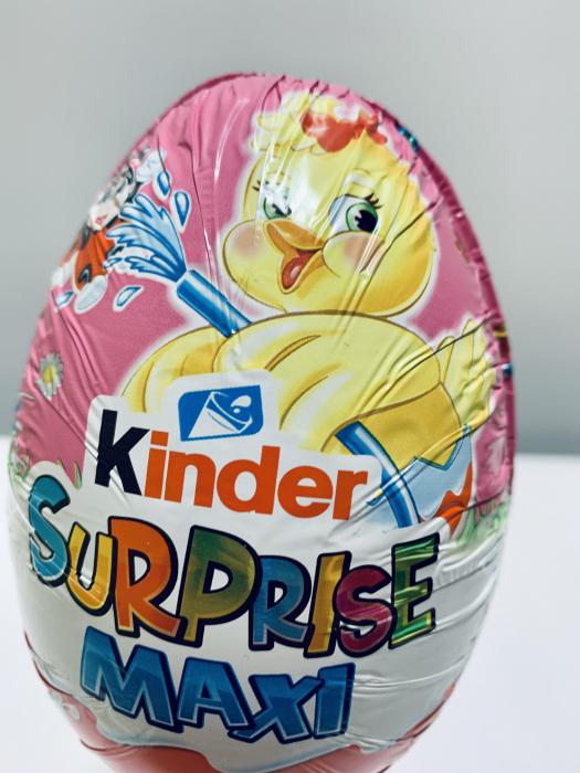 Kinder Surprise Maxi 4