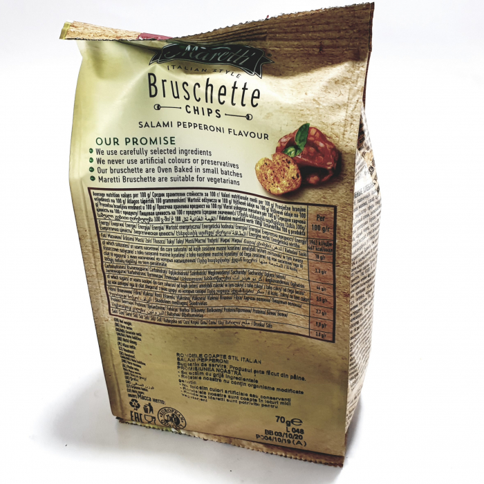 Maretti - Bruschete Chips - 1