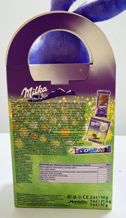 Milka Mix Iepuraș 1