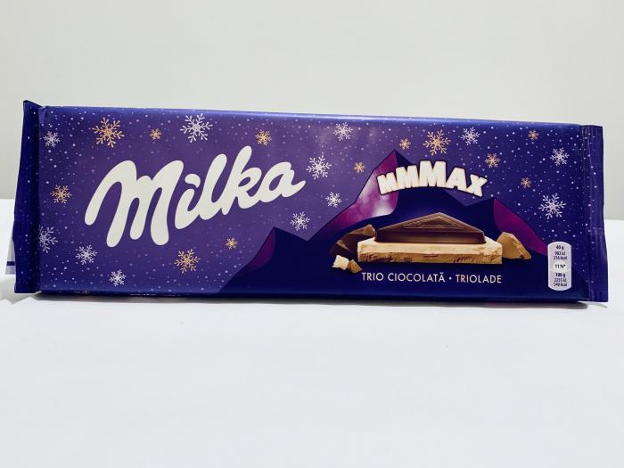 Milka Triolade 0