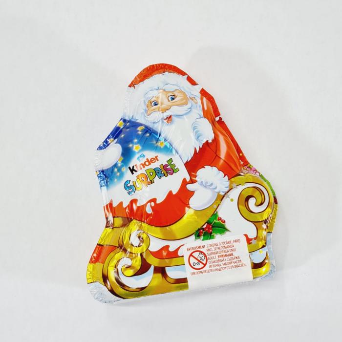 figurină Ciocolată Moș Crăciun Ou Kinder [0]