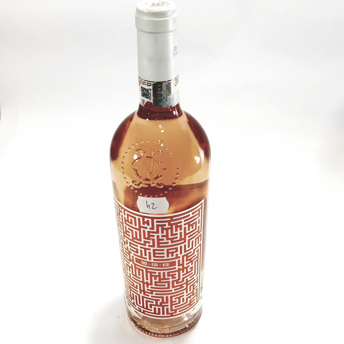 Vin Jidvei - Roze - Mysterium Bottle sec 0