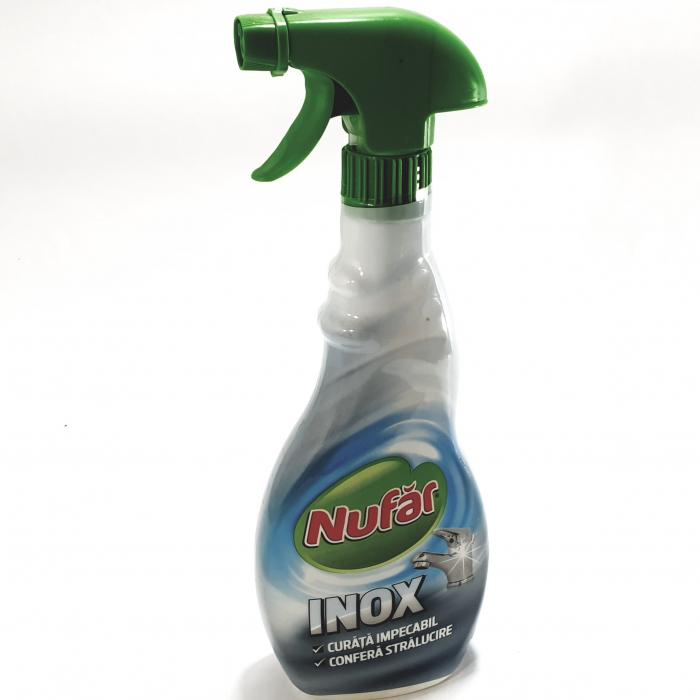 Detergent Nufăr Inox 0