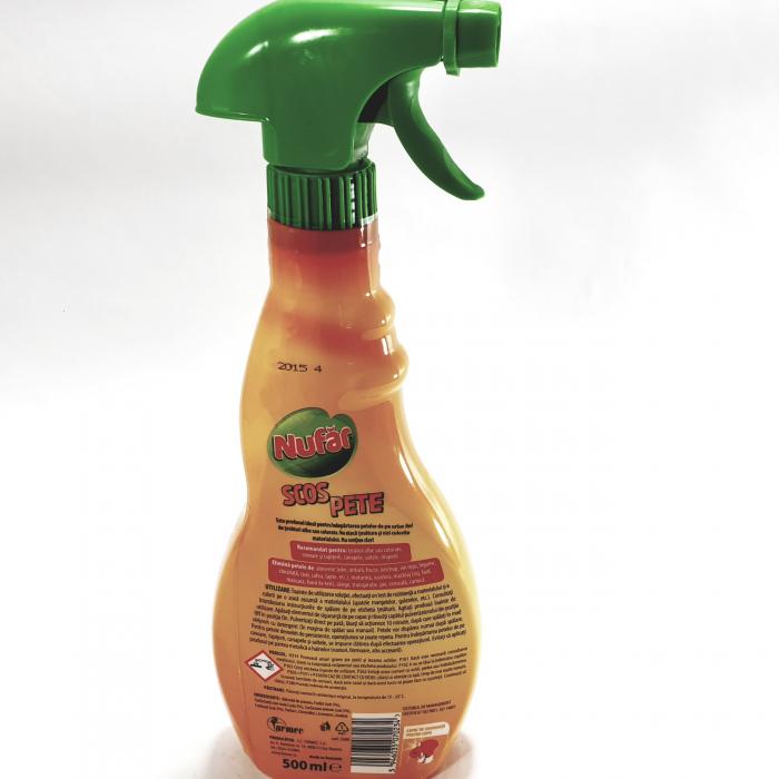 Detergent Nufăr - pentru scos pete - 1