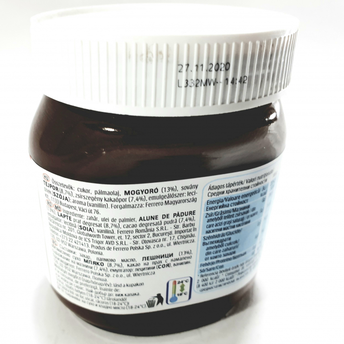 Nutella - Ferrero 1