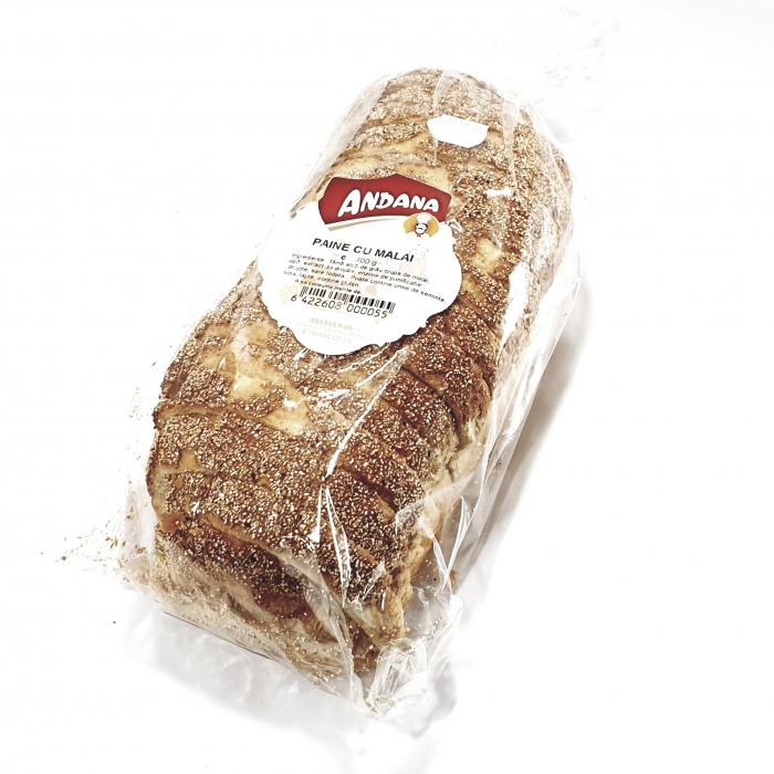 Pâine cu mălai 0