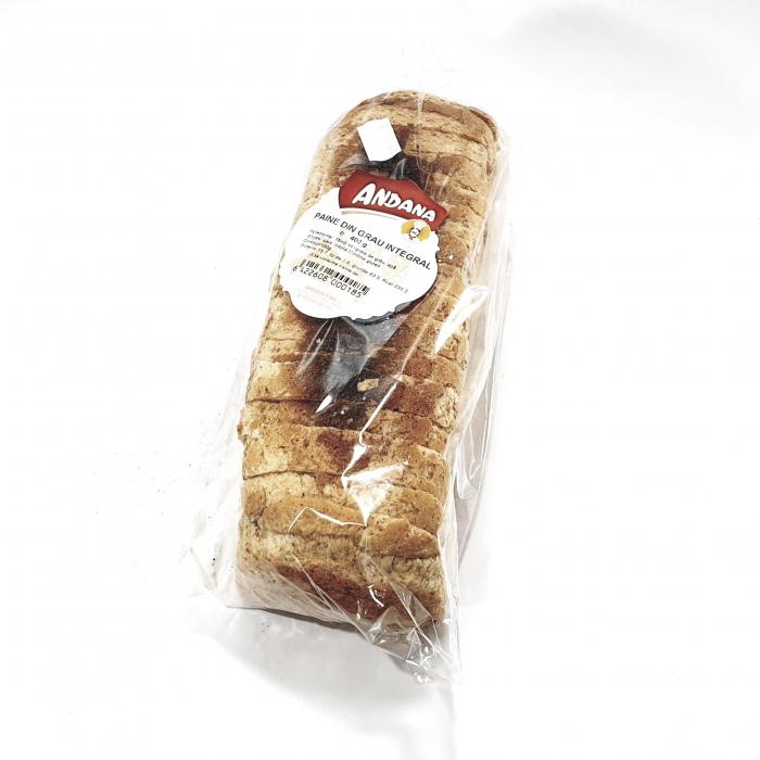 Pâine din grâu integral 0