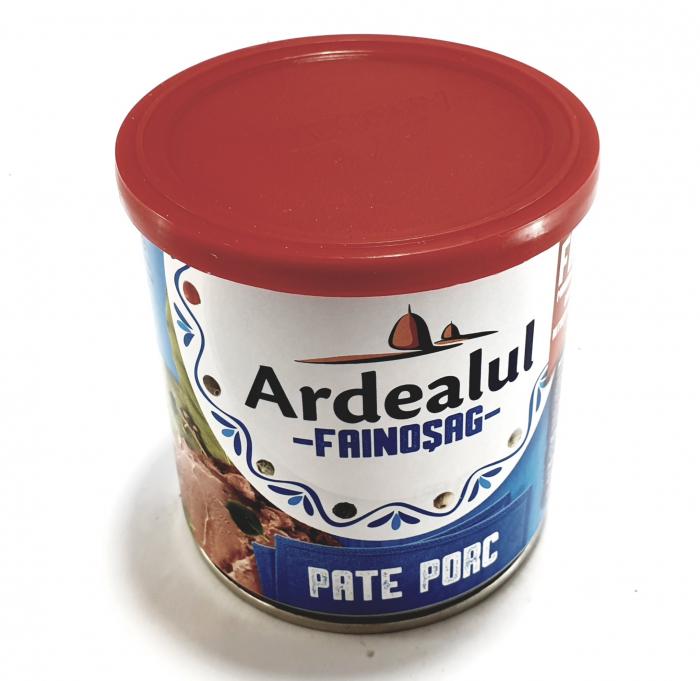 Ardelul - Pate de porc - 0