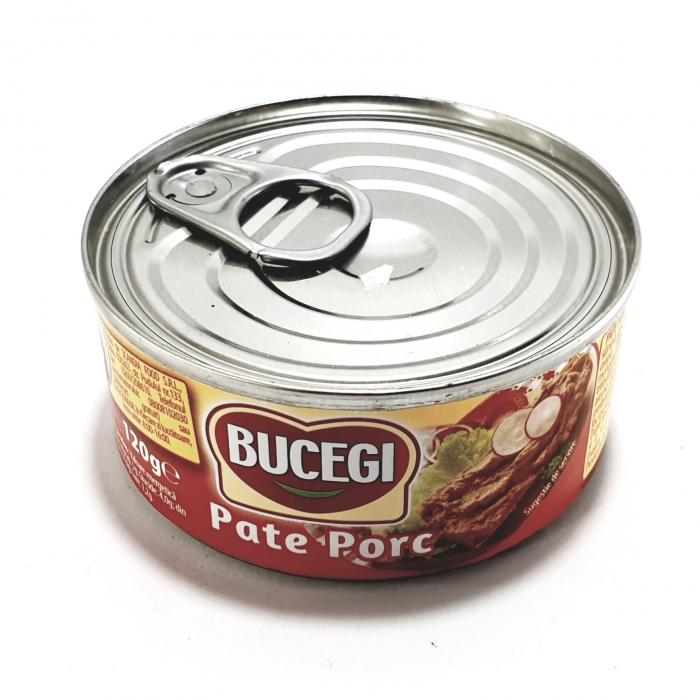 Bucegi - Pate de porc - 0